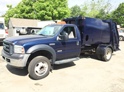 ford pick up trucks garbage truck