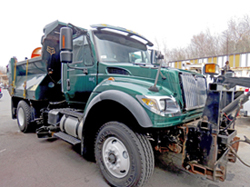 international dump truck used trucks